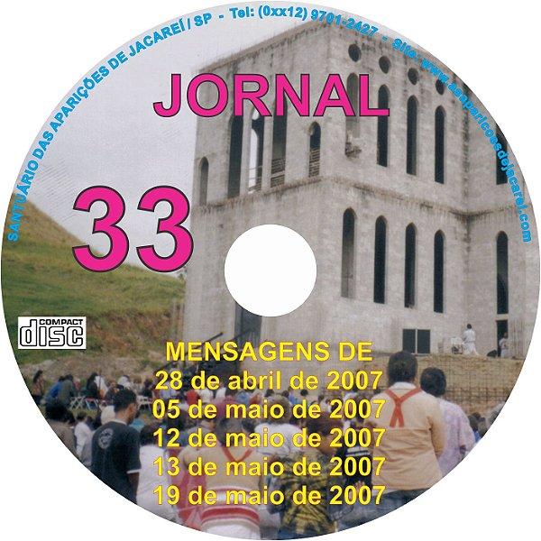 CD JORNAL 33