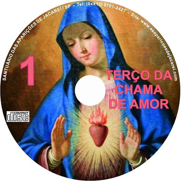CD TERÇO DA CHAMA DE AMOR 01
