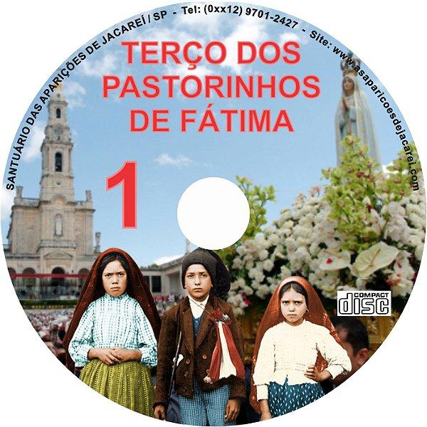 CD TERÇO DOS PASTORINHOS DE FÁTIMA 01