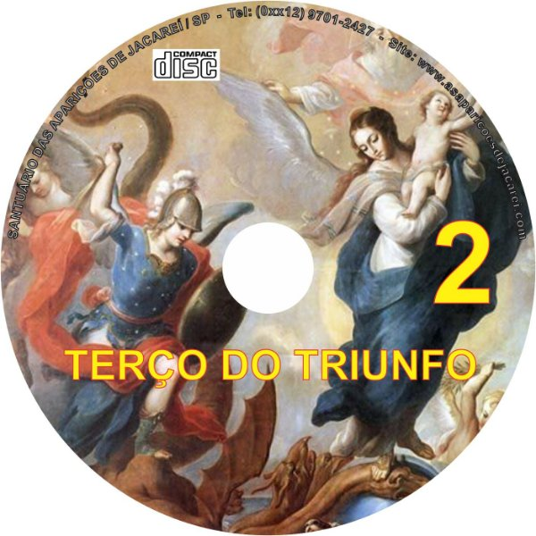 CD TERÇO DO TRIUNFO 02