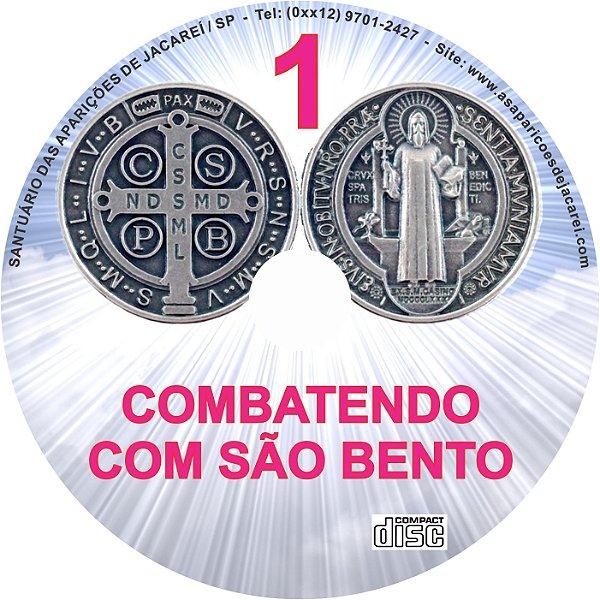 CD COMBATENDO COM SÃO BENTO 01