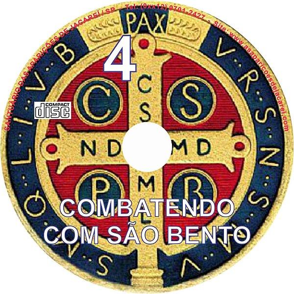 CD COMBATENDO COM SÃO BENTO 04
