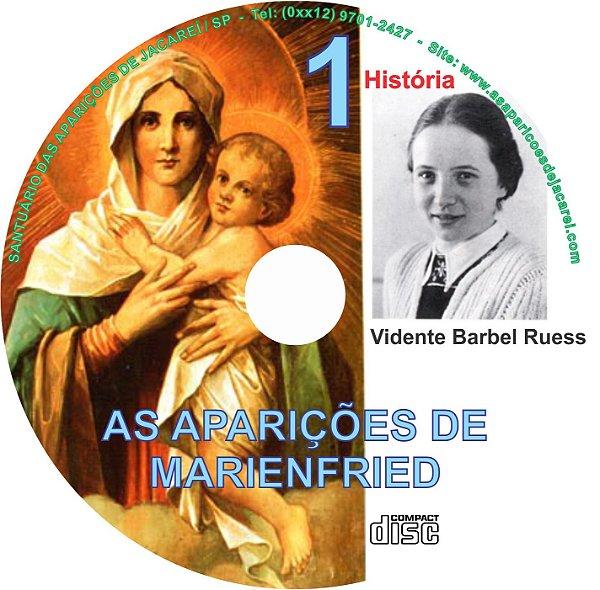CD AS APARIÇÕES DE MARIENFRIED 01
