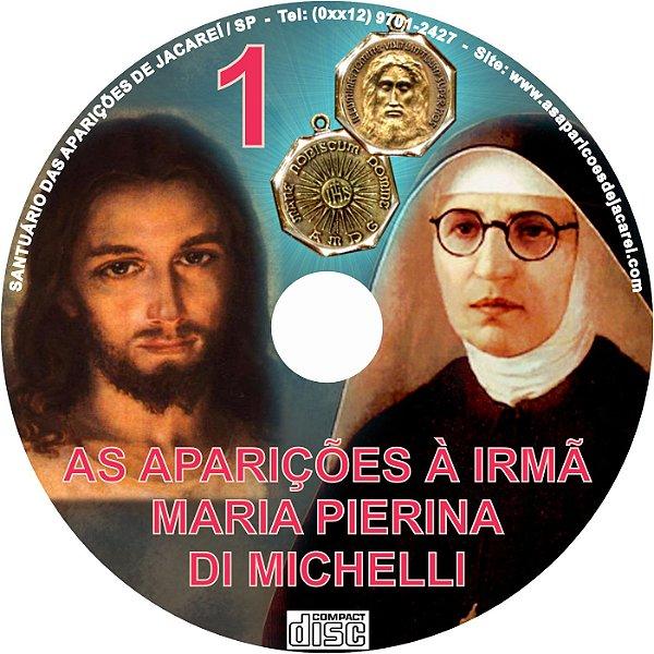 CD AS APARIÇÕES À IRMÃ MARIA PIERINA DI MICHELLI  01