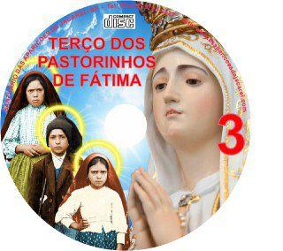 CD TERÇO DOS PASTORINHOS DE FÁTIMA 03