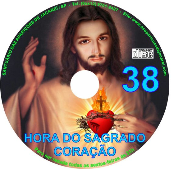 CD HORA DO SAGRADO CORAÇÃO 38