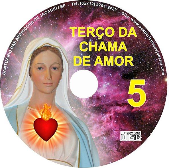 CD TERÇO DA CHAMA DE AMOR 05