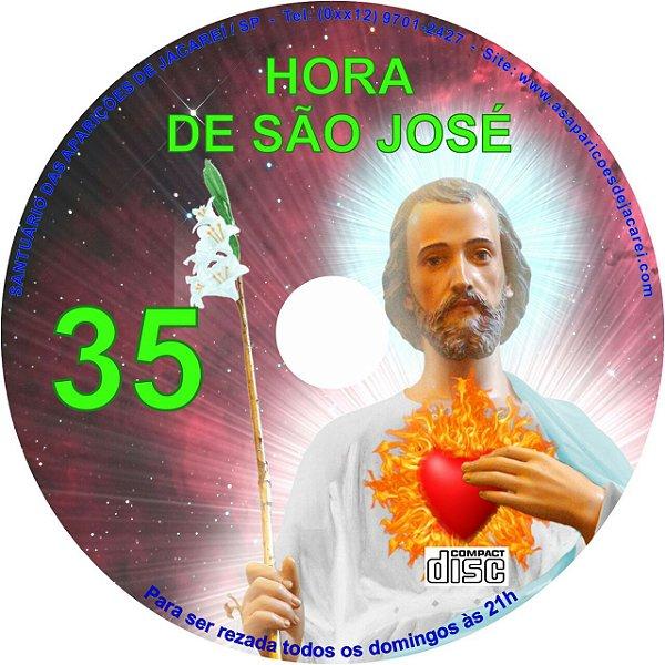 CD HORA DE SÃO JOSÉ 35