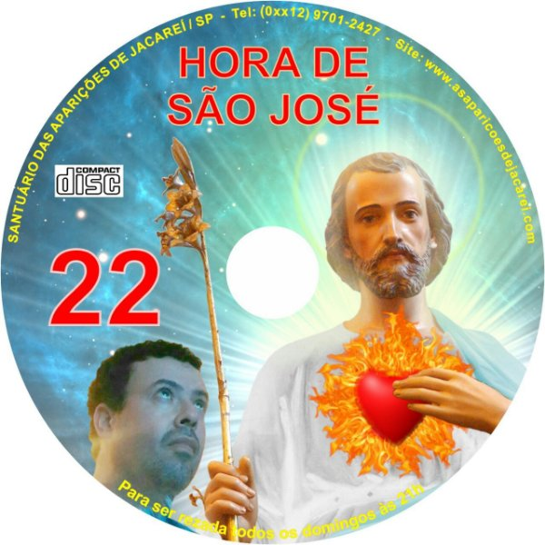 CD HORA DE SÃO JOSÉ 22