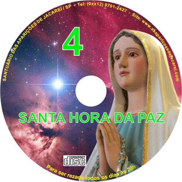 CD SANTA HORA DA PAZ 004
