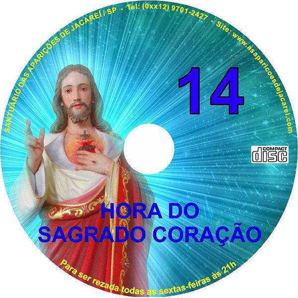 CD HORA DO SAGRADO CORAÇÃO 14