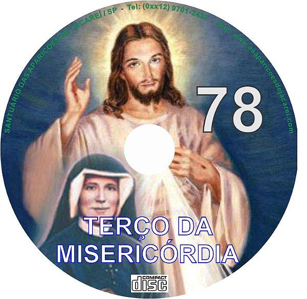 CD TERÇO DA MISERICÓRDIA 078