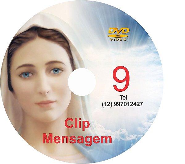 DVD CLIPS DE MENSAGENS DE NOSSA SENHORA 9