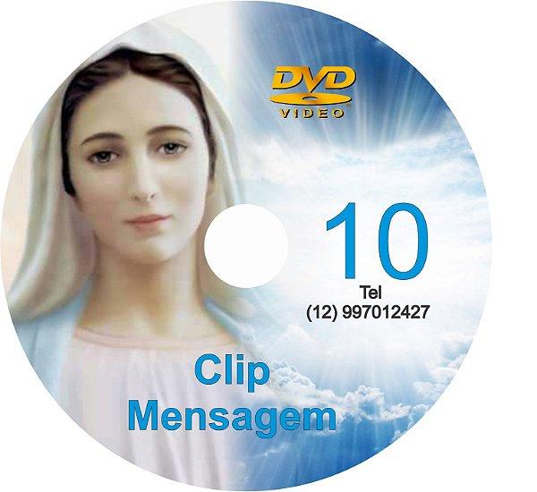 DVD CLIPS DE MENSAGENS DE NOSSA SENHORA 010
