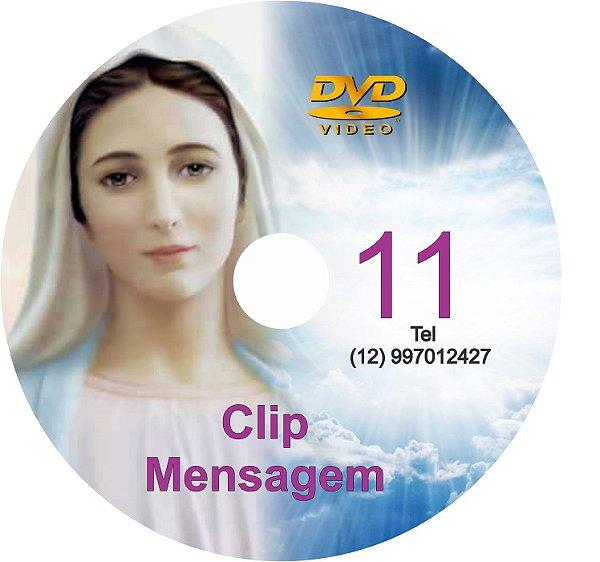 DVD CLIPS DE MENSAGENS DE NOSSA SENHORA 011