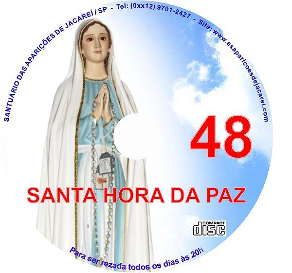 CD SANTA HORA DA PAZ 048