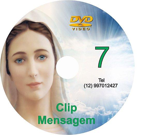 DVD CLIPS DE MENSAGENS DE NOSSA SENHORA 7