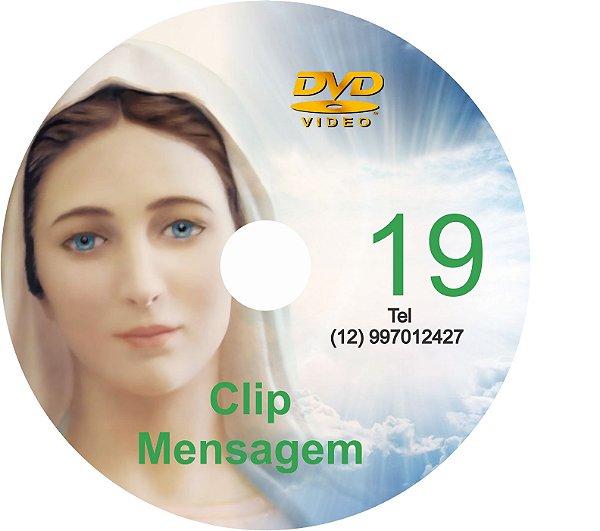 DVD CLIPS DE MENSAGENS DE NOSSA SENHORA 19
