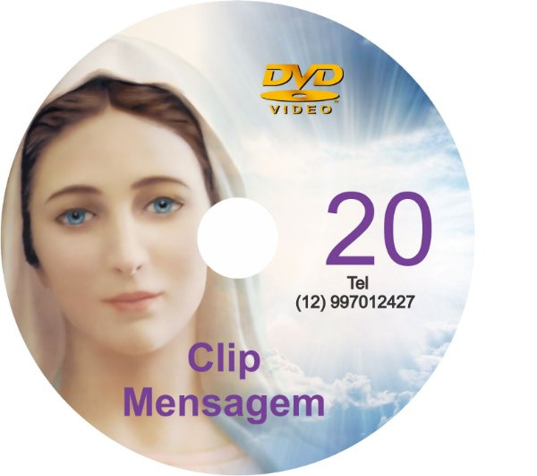 DVD CLIPS DE MENSAGENS DE NOSSA SENHORA 20