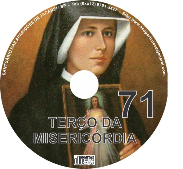 CD TERÇO DA MISERICÓRDIA 071