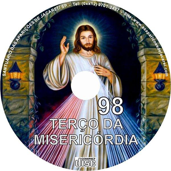 CD TERÇO DA MISERICÓRDIA 098
