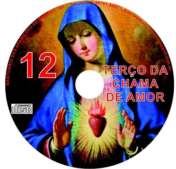CD TERÇO DA CHAMA DE AMOR 12
