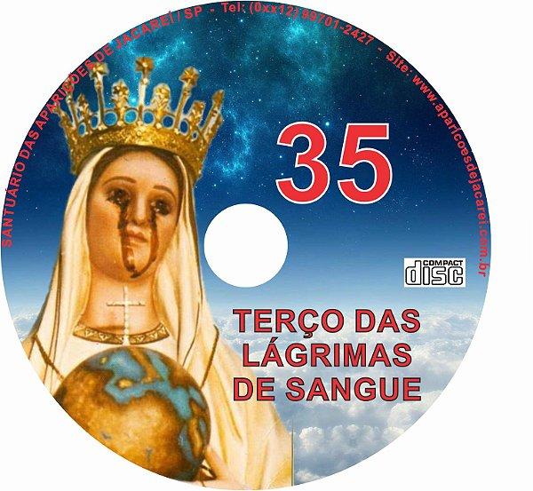 CD TERÇO DAS LAGRIMAS DE SANGUE 35