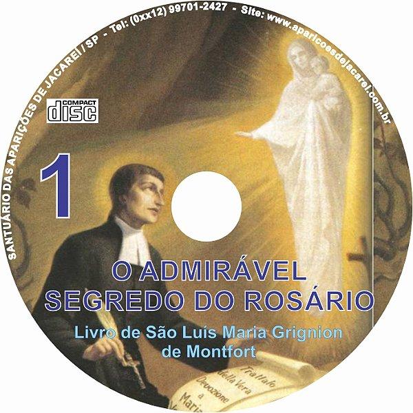 CD O ADMIRAVEL SEGREDO DO ROSÁRIO 1
