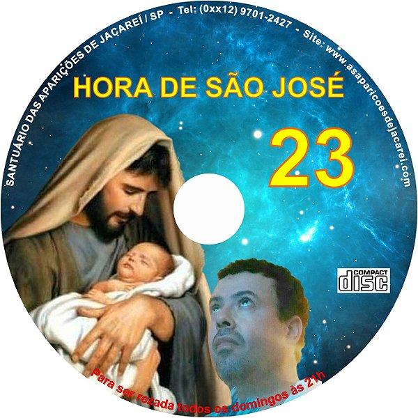 CD HORA DE SÃO JOSÉ 23