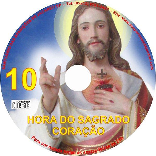 CD HORA DO SAGRADO CORAÇÃO 10