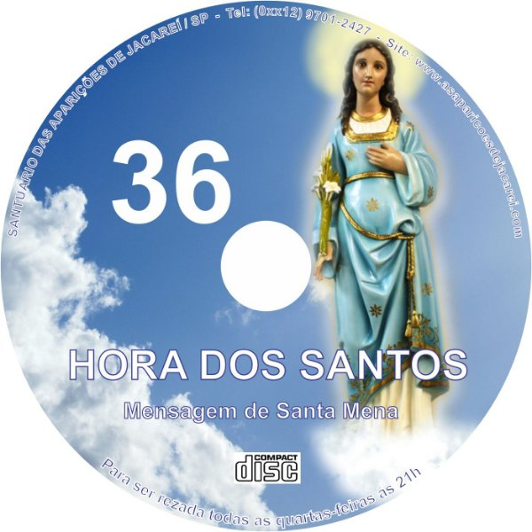 CD HORA DOS SANTOS 36