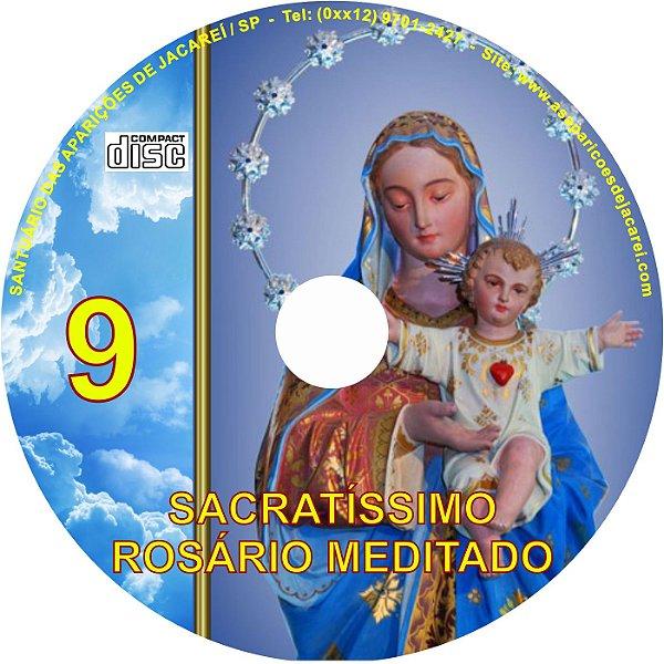 CD ROSÁRIO MEDITADO 009