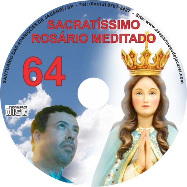 CD ROSÁRIO MEDITADO 064