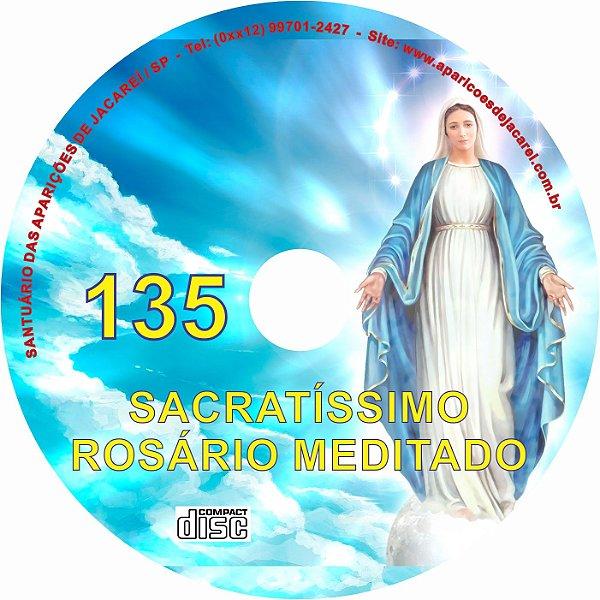 CD ROSÁRIO MEDITADO 135