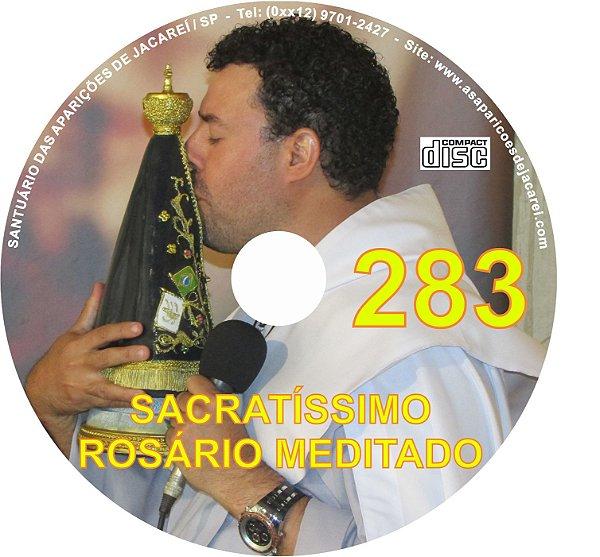 CD ROSÁRIO MEDITADO 283