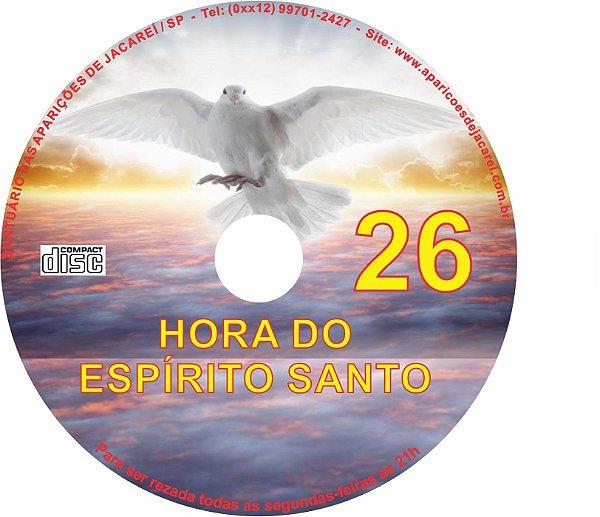 CD HORA DO ESPÍRITO SANTO 26