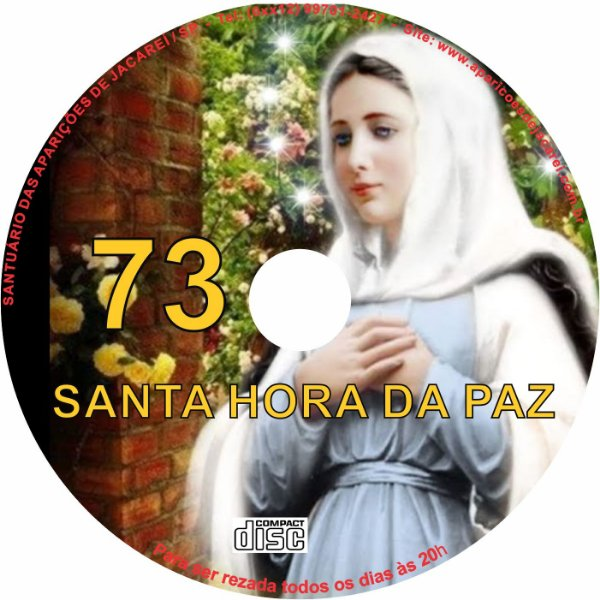 CD SANTA HORA DA PAZ 073