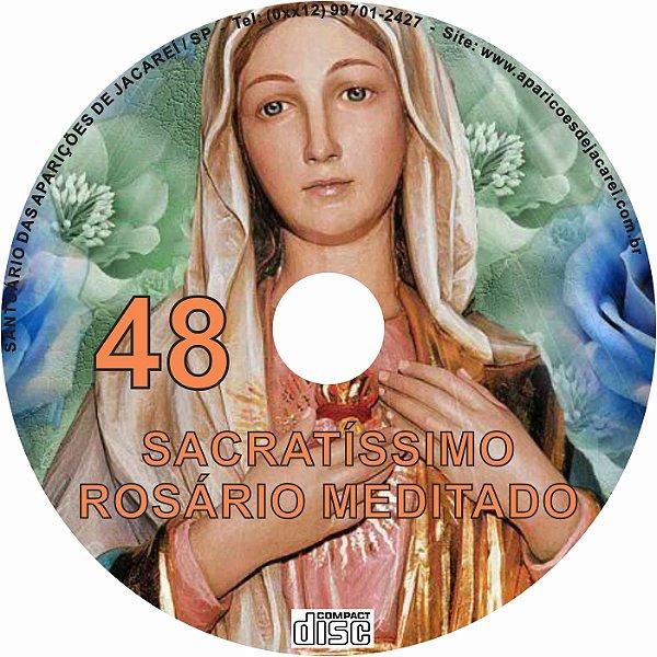 CD ROSÁRIO MEDITADO 048