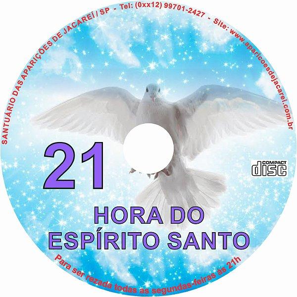 CD HORA DO ESPIRITO SANTO 21