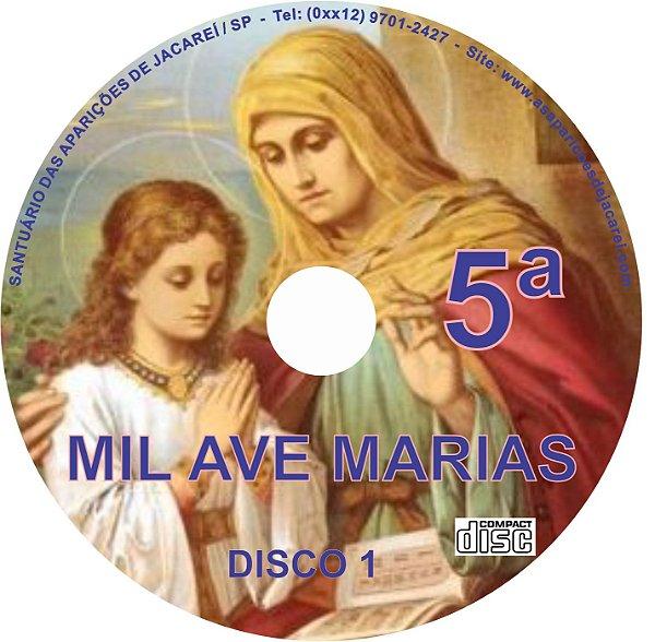 CDS DAS MIL AVE MARIAS 5