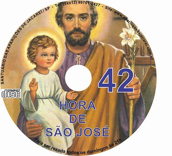 CD HORA DE SÃO JOSÉ 42