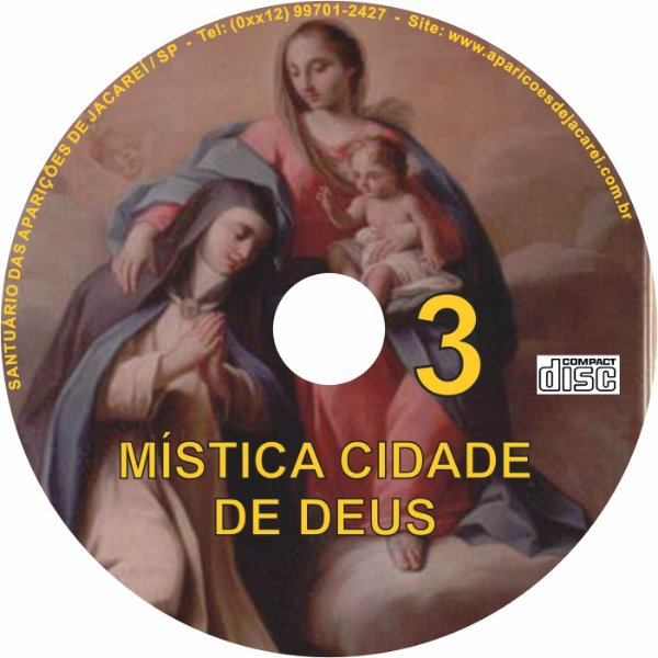 CD MÍTICA CIDADE DE DEUS 3