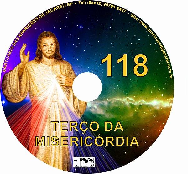 CD TERÇO DA MISERICORDIA 118