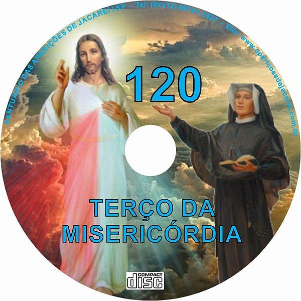 CD TERÇO DA MISERICORDIA 120