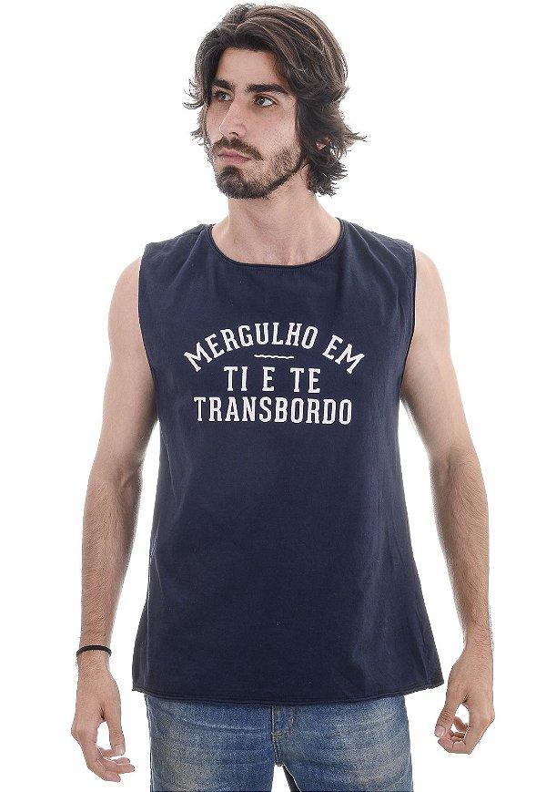 Camiseta Sem Manga Tietê