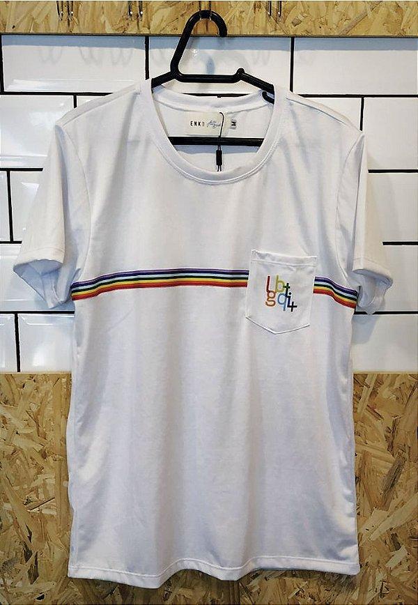 Camiseta Bolso LGBT
