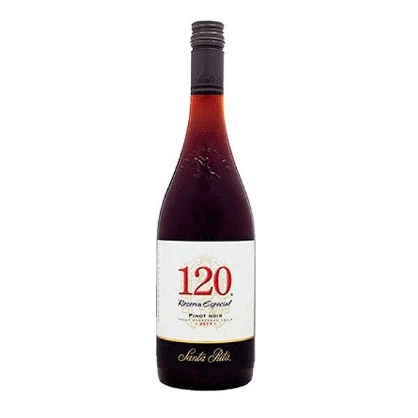 Vinho Chileno Reserva Especial 120 Pinot Noir 750ml