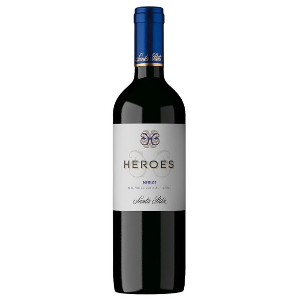 Vinho Chileno Heroes Merlot 750ml