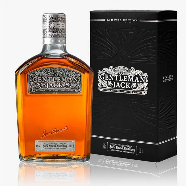 Whisky Jack Daniels Gentleman 1 Litro