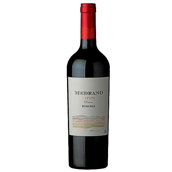 Vinho Argentino Reserva Medrano Estate Bonarda 750ml ****